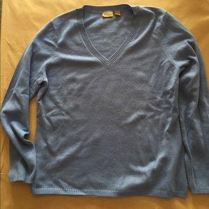 V-next Cashmere Sweater